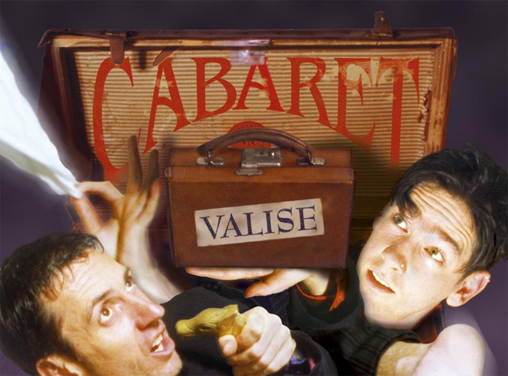 Cabaret Valise Flyer