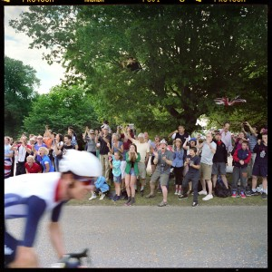 Bradley Wiggins – Olympics Richmond Park