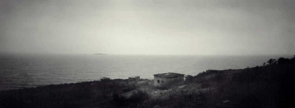 Crammond Island  Inchmickery Pinhole