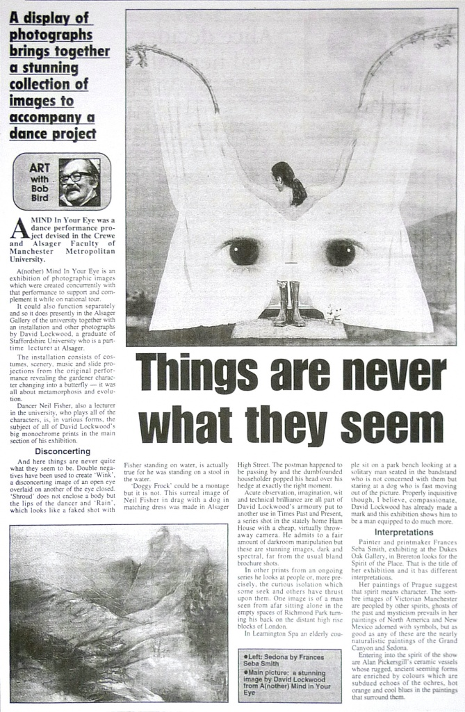 Things are never what they seem - article